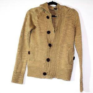B by Burton sweater/ cardigan